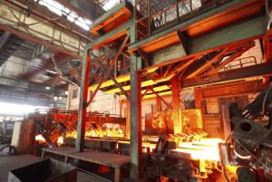 کارخانه ساخت فولاد آلیاژی