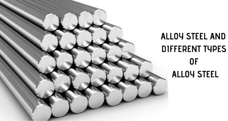 انواع کاربردهای فولاد آلیاژی