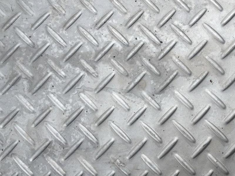 ورق آجدار فولادی
